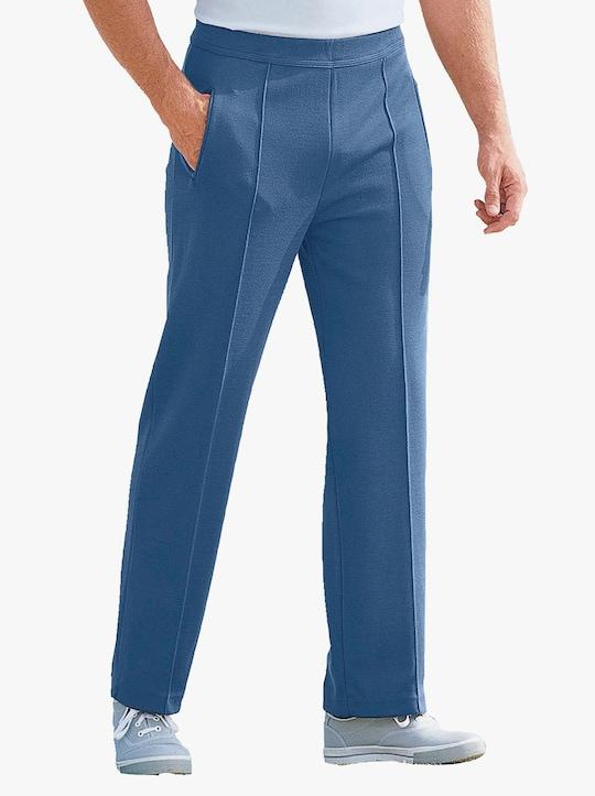 Dannecker Kalhoty pro volný čas - džínová modrá