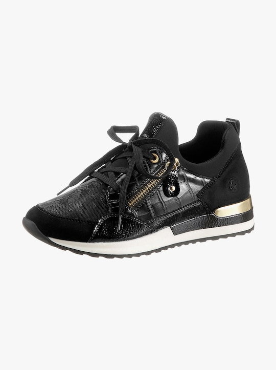 Remonte Sneaker - schwarz
