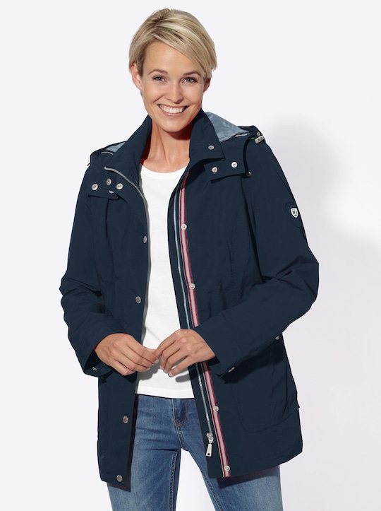 Collection L Jacke - marine