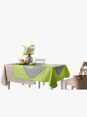 Tischdecke - hellgrün