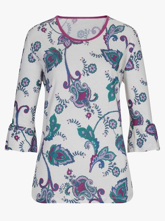 wäschepur Schlafanzug - fuchsia