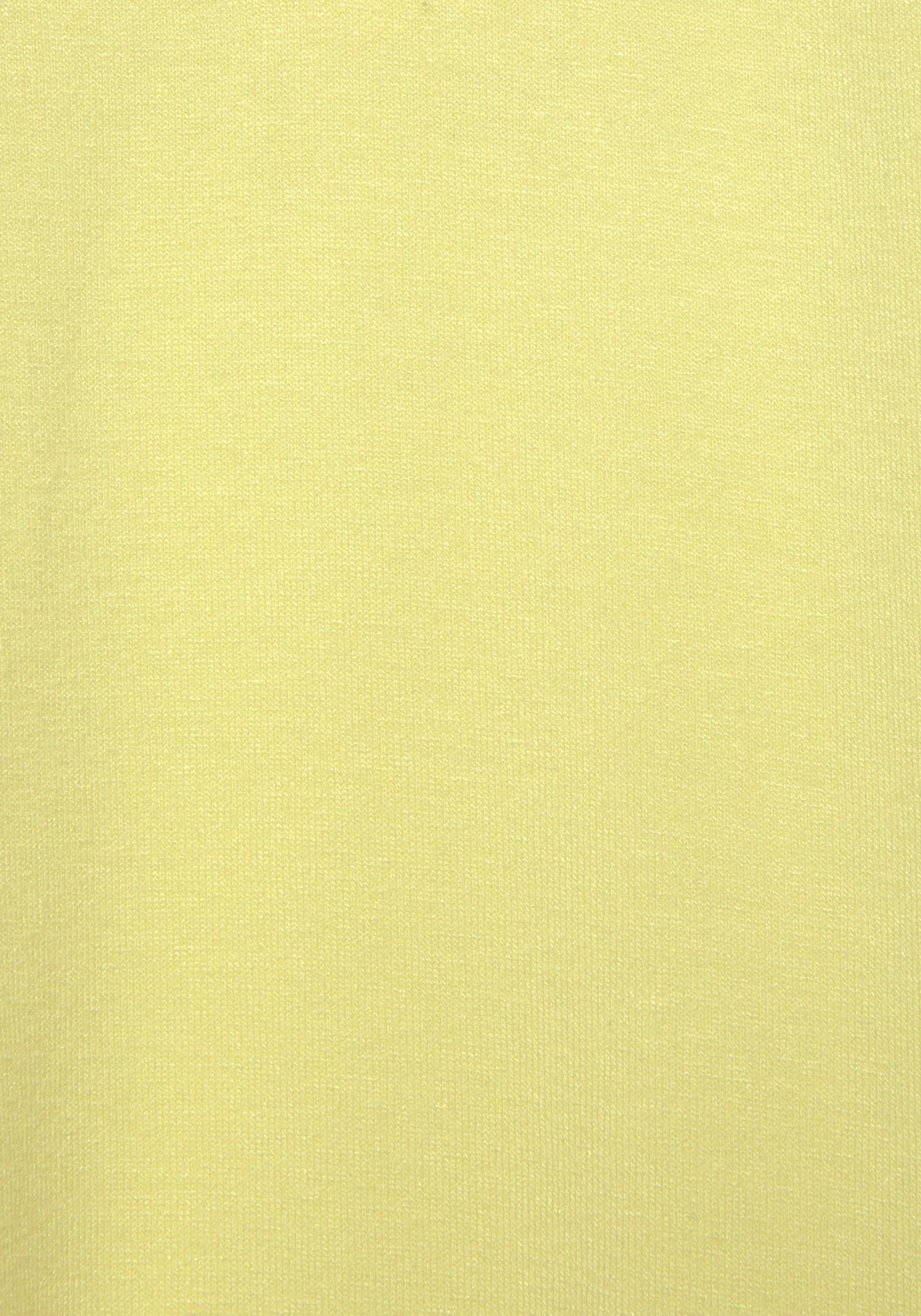 lascana - Witt Weiden Damen Tanktop gelb