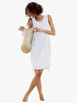 Šaty - biela