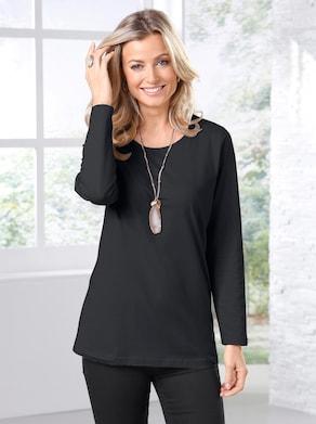 Shirt - schwarz