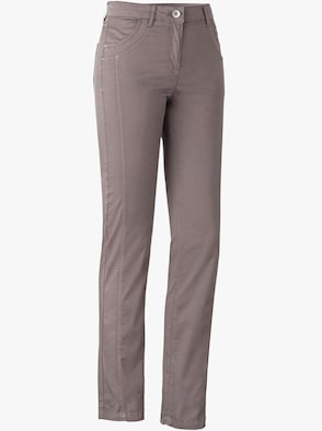 Jeans - taupe