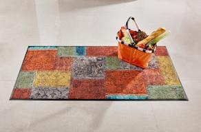 wash&dry Fußmatte - bunt