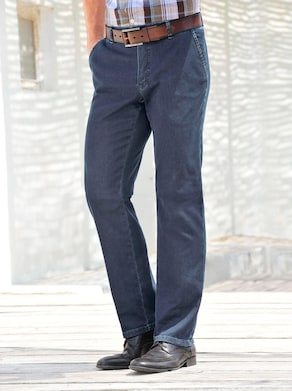 Club of Comfort Jeans - blue-stone-washed