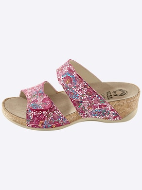 Mubb slippers - rood