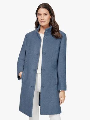 Mantel - blauw