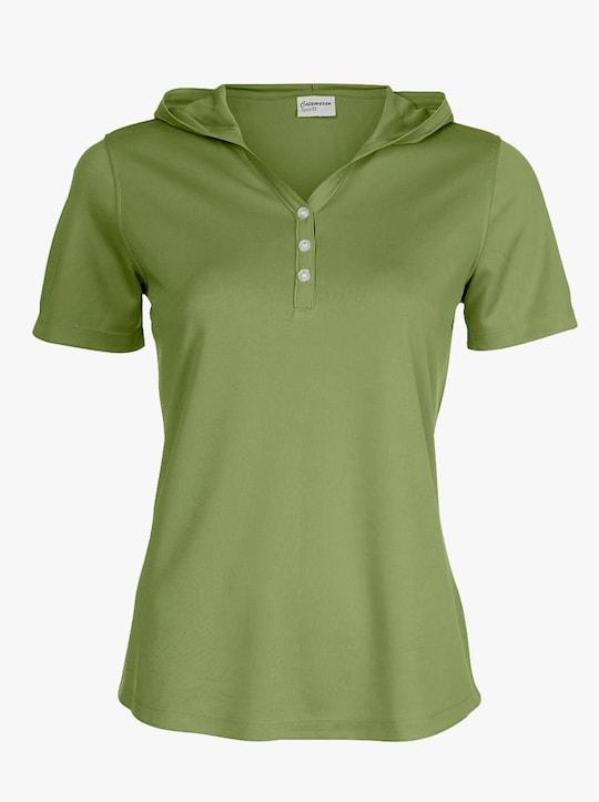 Catamaran Sportshirt - grün