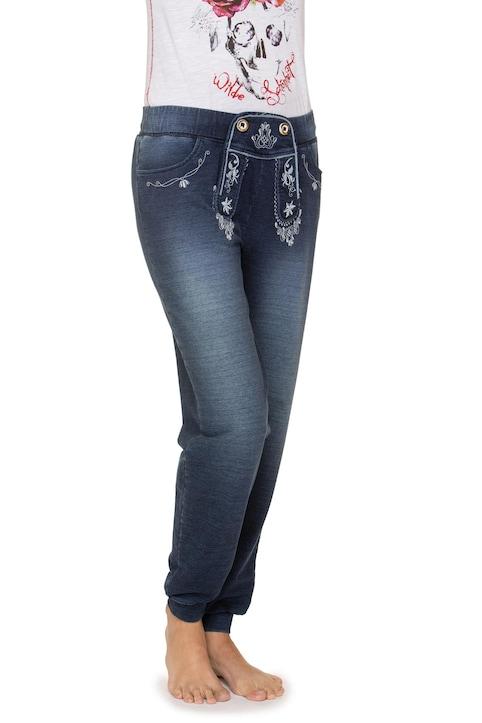 Stockerpoint Trachtenhose - dunkelblau