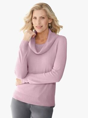 Pullover - hortensia