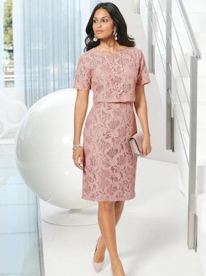Kleid - puder
