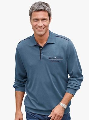 Sweatshirt - jeansblauw