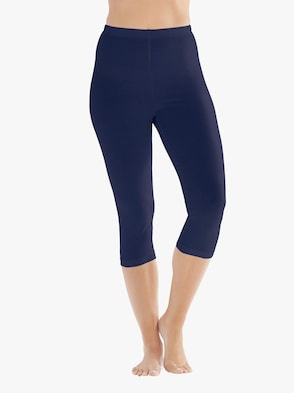 Capri-Leggings - marine