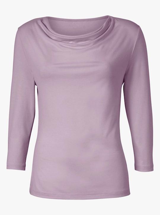 Shirt - lavendel