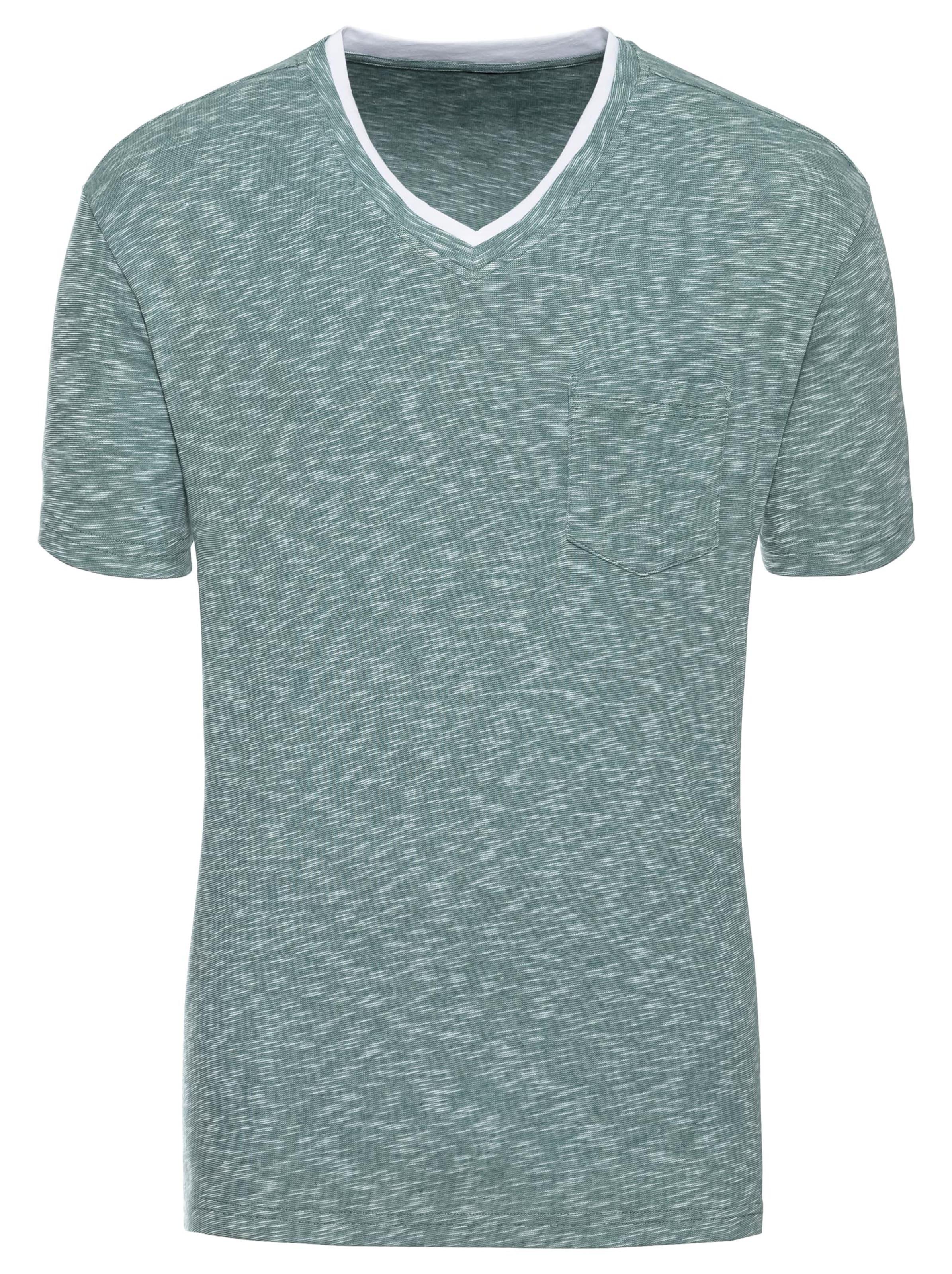 witt weiden - Herren Kurzarm-Shirt grün