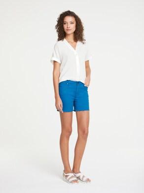 Linea Tesini Shorts - azurblau
