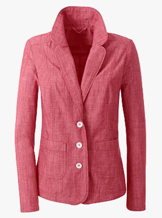 Collection L Blazer - rot