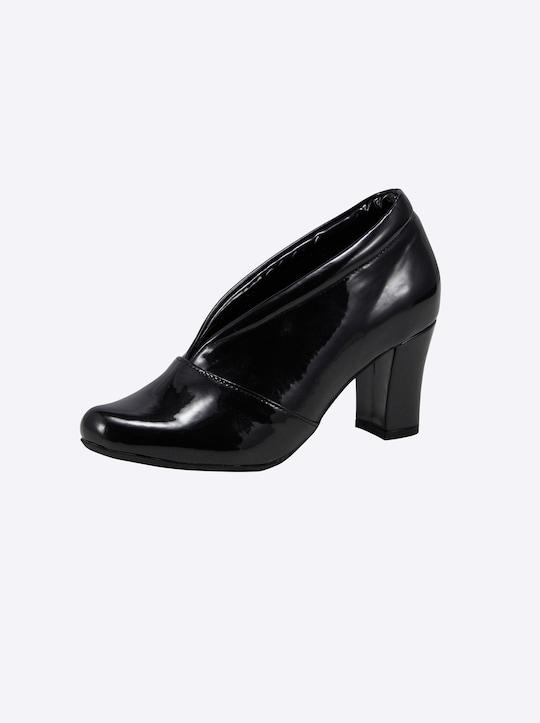 Andrea Conti pumps - zwart