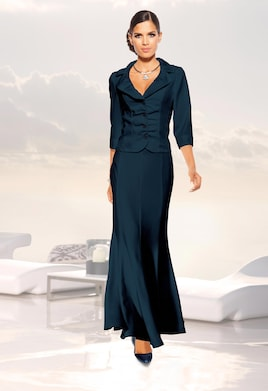 Patrizia Dini Godetrok - nachtblauw