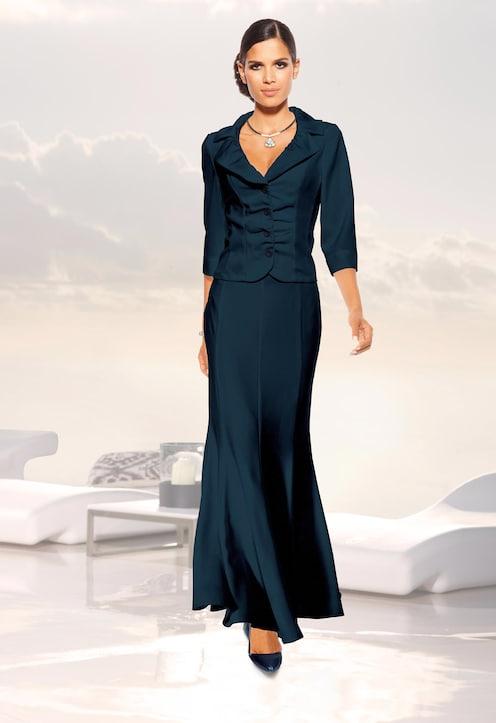 Patrizia Dini Godetrock - nachtblau