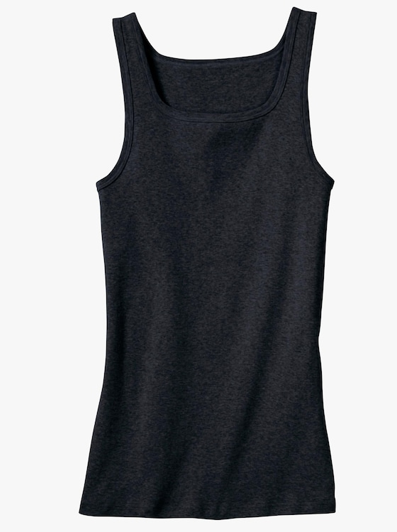 bugatti Unterhemd - schwarz