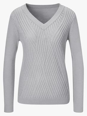Tröja - grå