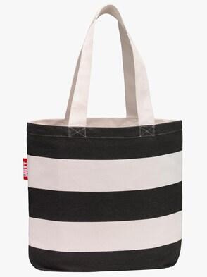 Tasche - natur-schwarz