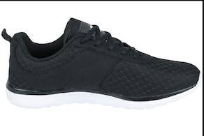 KangaROOS Sneaker - schwarz