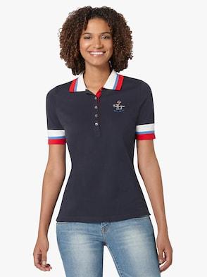 Poloshirt - marine