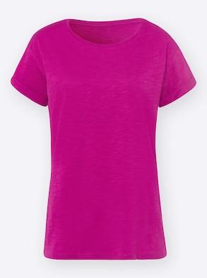 Shirt - magenta