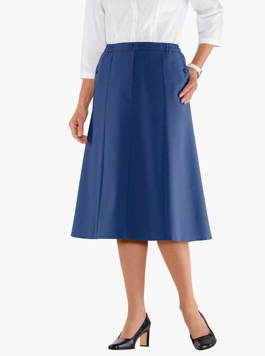 Sukňa - džínsová modrá