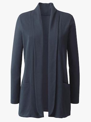 Shirtblazer - jeansblau