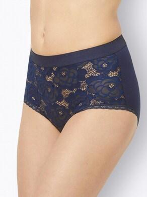 wäschepur Tailleslip - nachtblauw