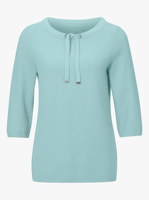 Collection L Pullover - mint