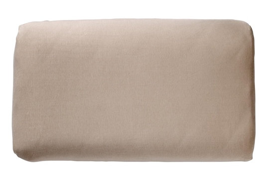 Schlafgut Kissenbezug - taupe