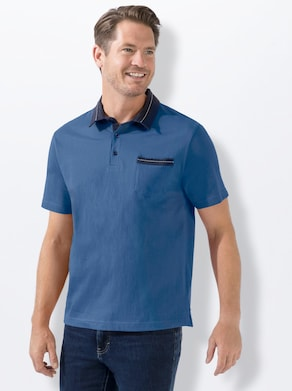 Catamaran Kurzarm-Shirt - royalblau