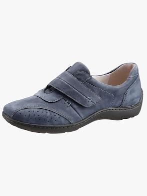 Klettschuh - jeansblau