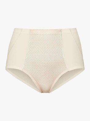 Miederhose - champagner