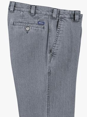 Traveller-Jeans - grey-denim