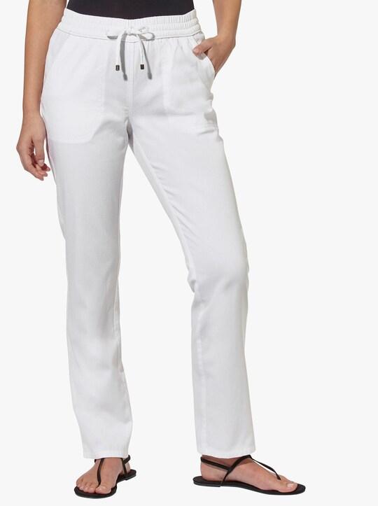 Jeans - wit