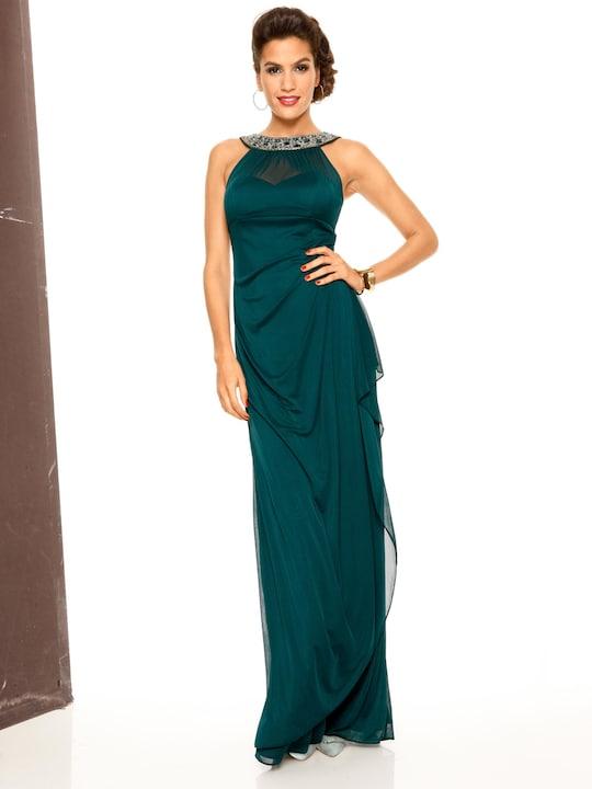 Patrizia Dini Abendkleid - smaragd