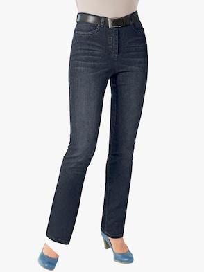 Jeans - dark blue