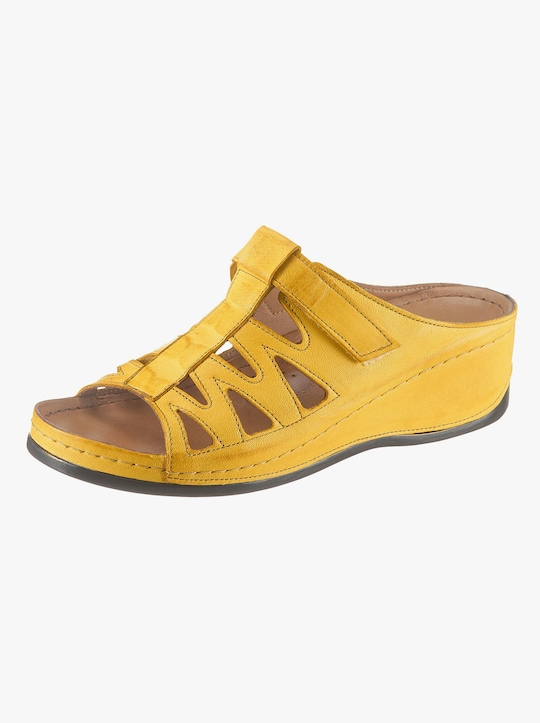 Gemini Pantolette - gelb