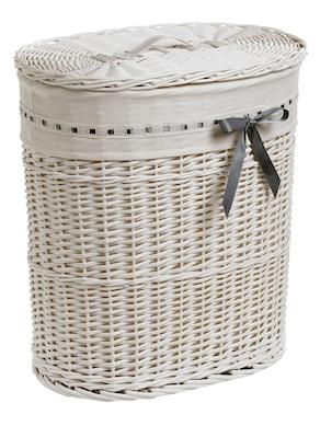 heine home Wäschesammler - weiß