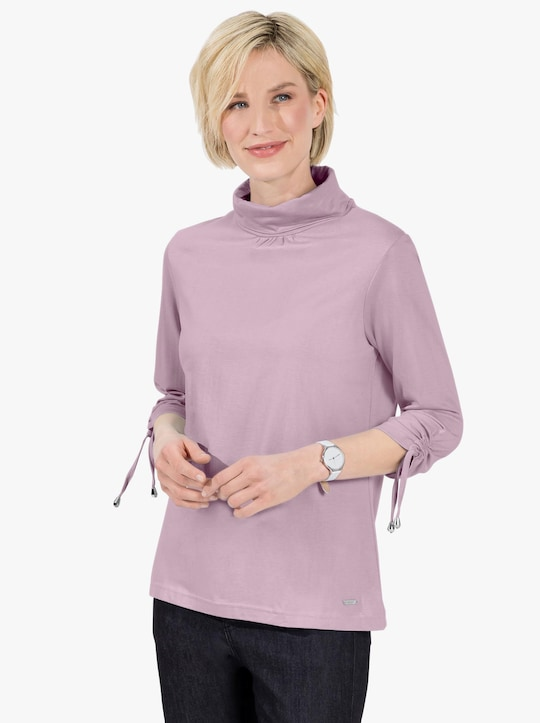 Tričko - růžová
