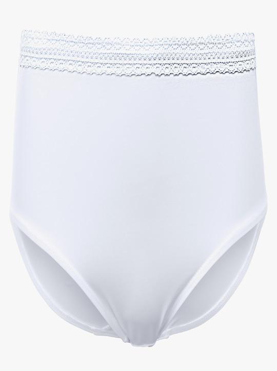 wäschepur Hüftslip - weiß