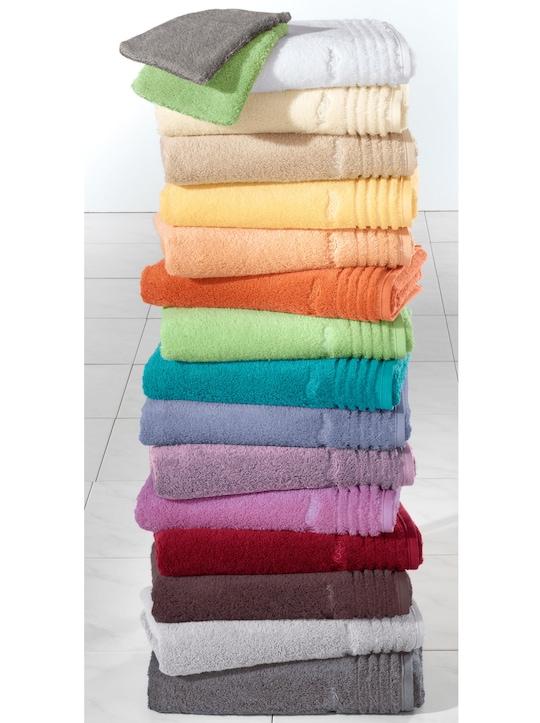 Vossen Handtuch - blau