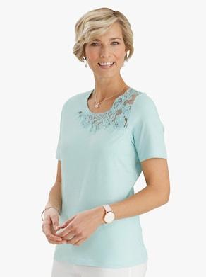 Tričko - mátová